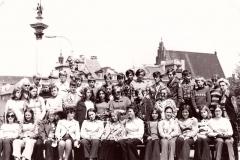 Klasa VIII b Wycieczka do Warszawy_06.06.1974