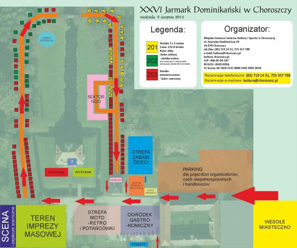 mapa jarmark 23 lipca (2)