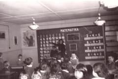 Klasa II d - marzec 1983