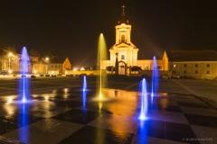 Rewitalizacja Rynku 11 Listopada_fontanna_2018_1