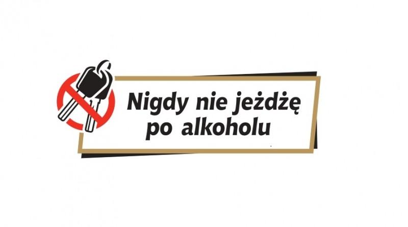 Nigdy nie jeżdżę po alkoholu_logo