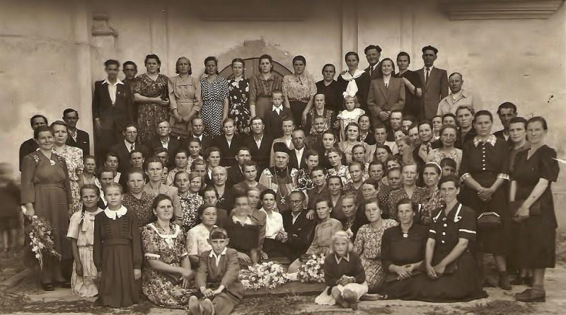 Zdjęcie z ks. Pieściukiem