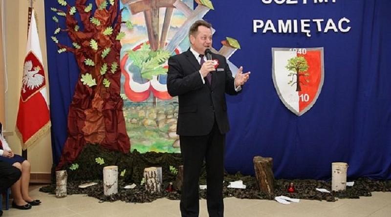 konkurs Jarosław Zieliński