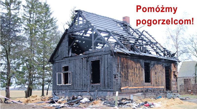 ulotka informacyjna - pożar Krukówka.(2832048_2962425)