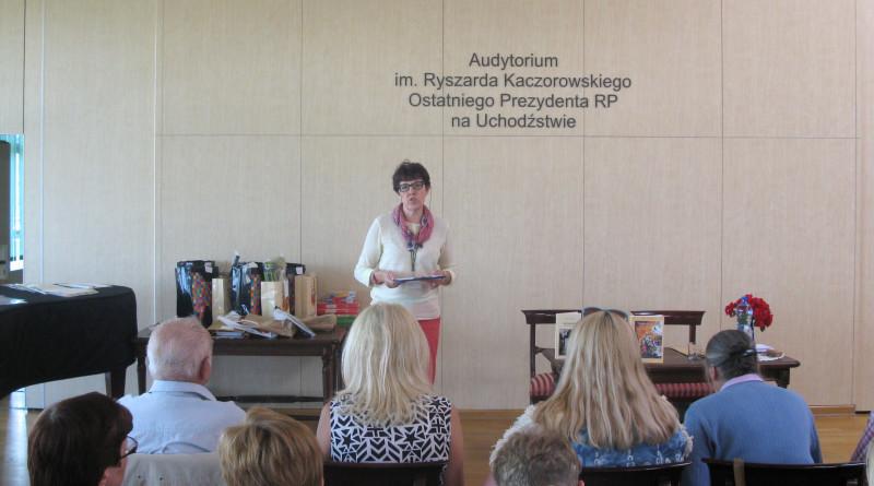 Spotkanie - Akcja w Książnicy Podlaskiej