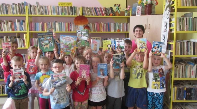 Przedszkole Biblioteka