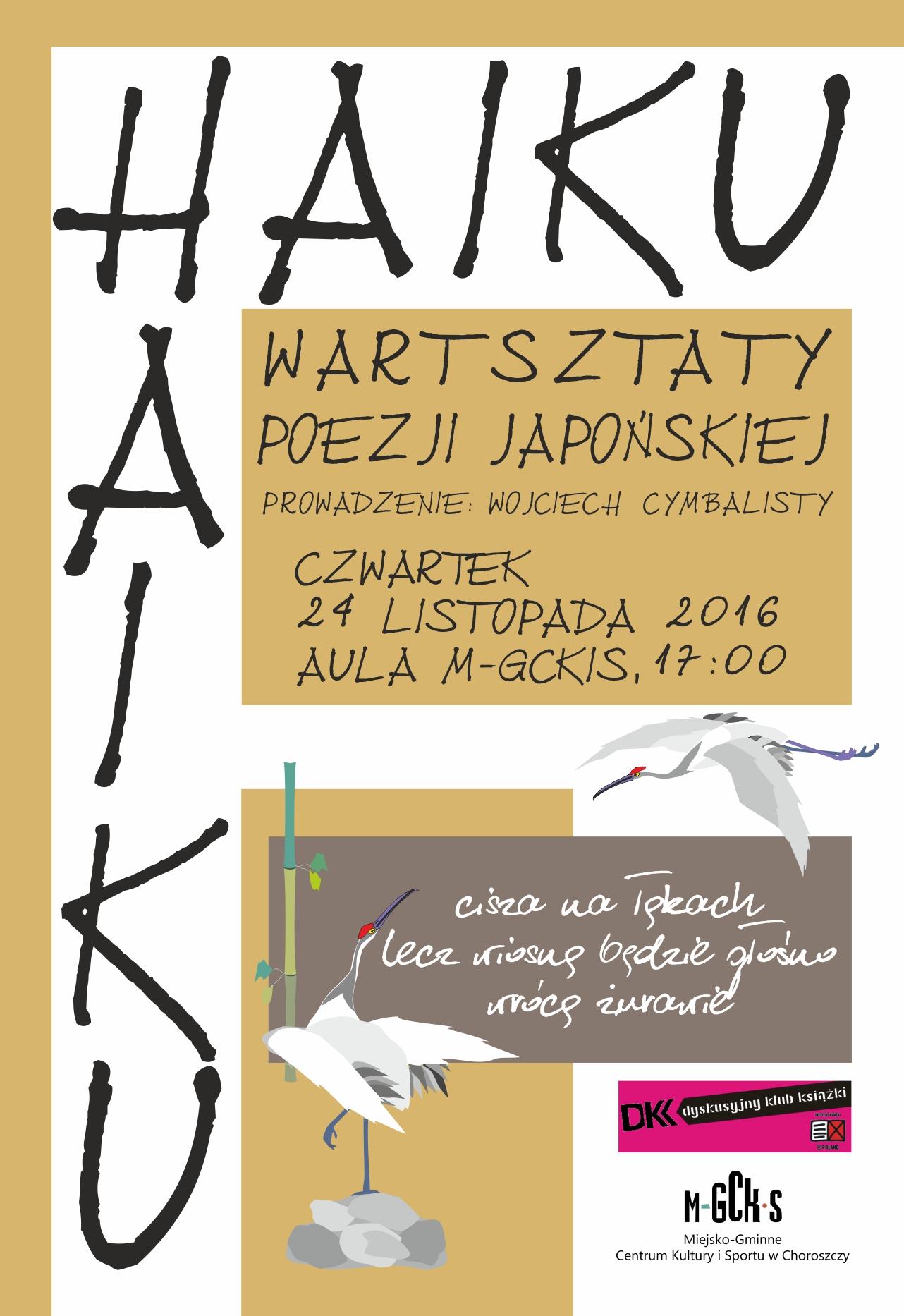 haiku-warsztaty