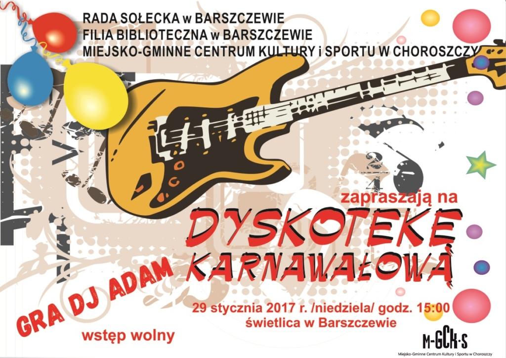 bal Barszczewo 2017