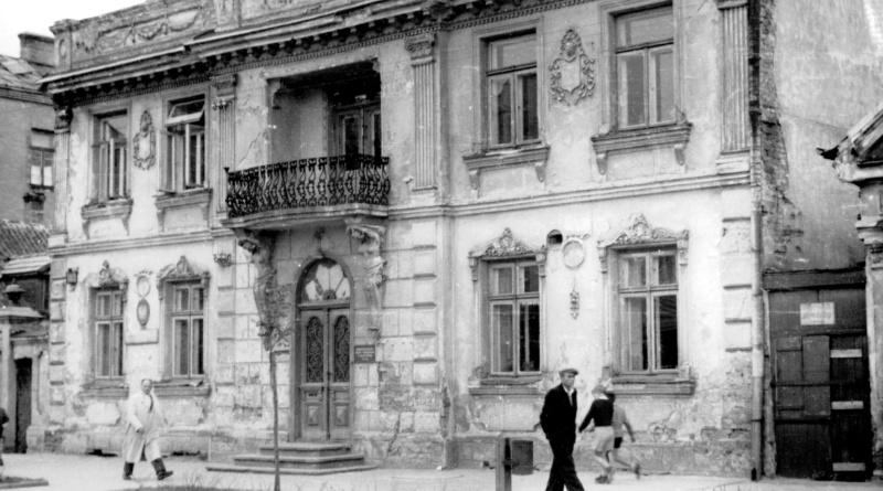 dom przy ul. Lipowej 24