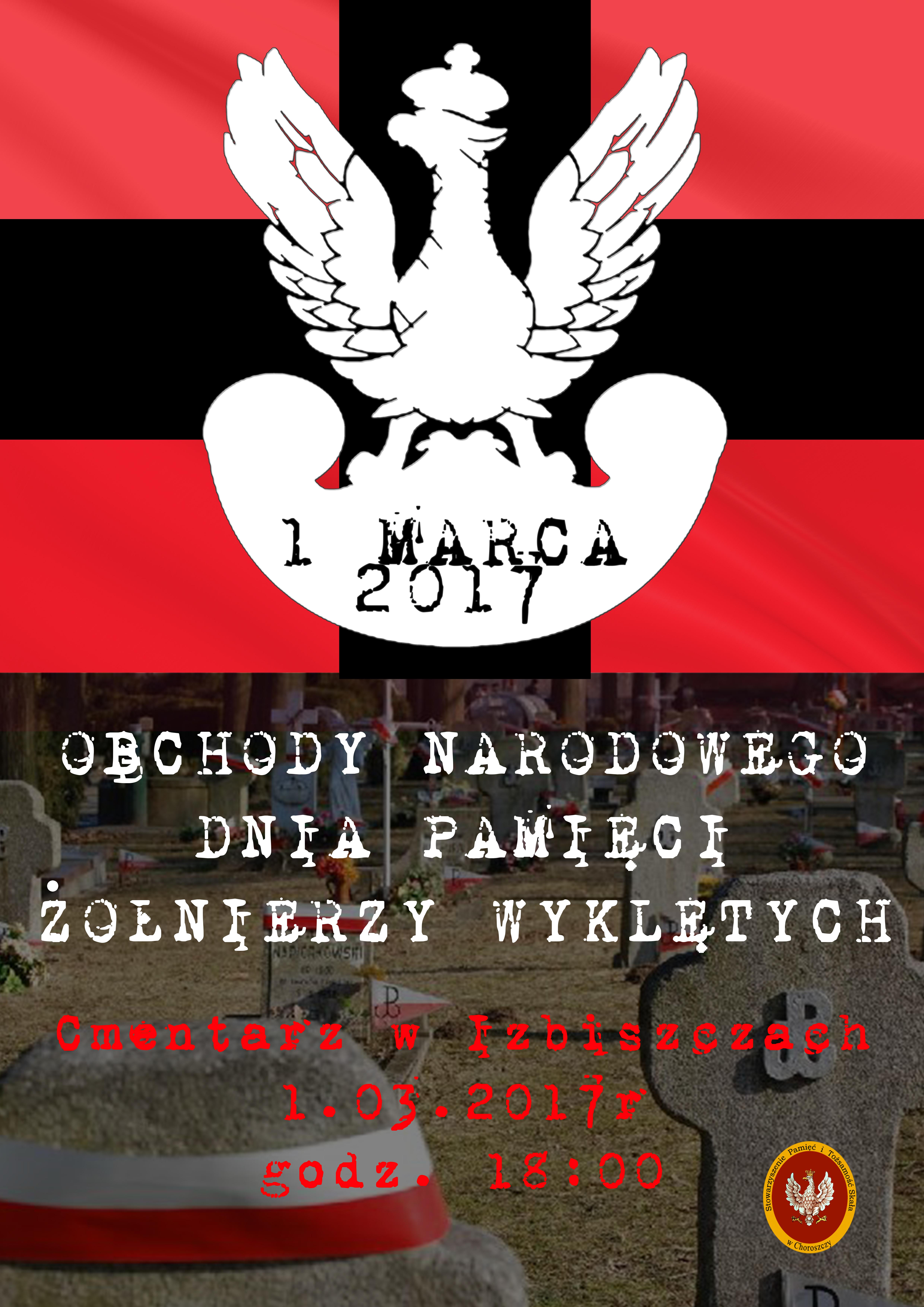 plakat 1 marca 17