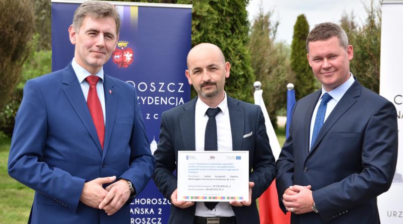 Dotacje dla ZECWiK_fot.M.Sokół