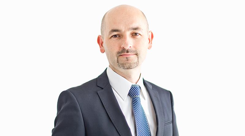 Burmistrz Choroszczy Robert Wardziński
