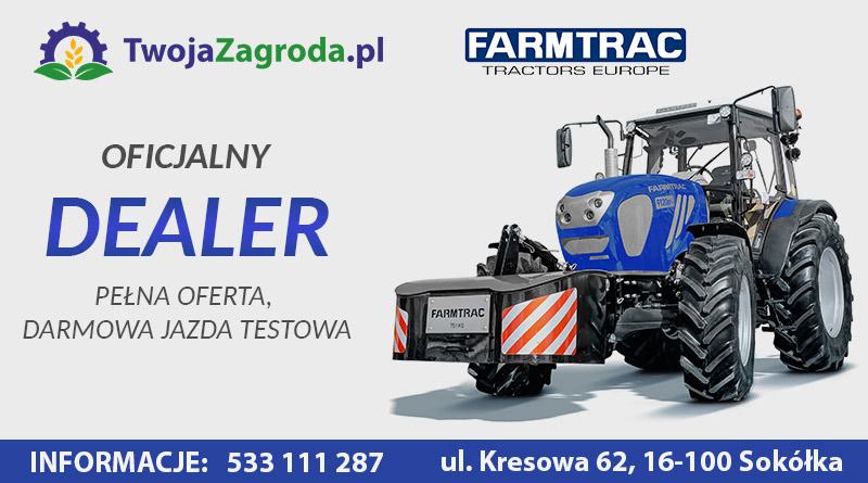 TwojaZagroda pl Farmtrac dealer