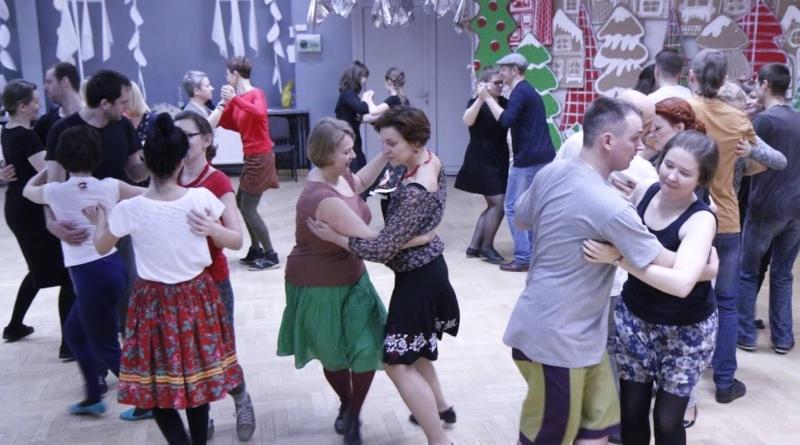 taniec tradcycyjny