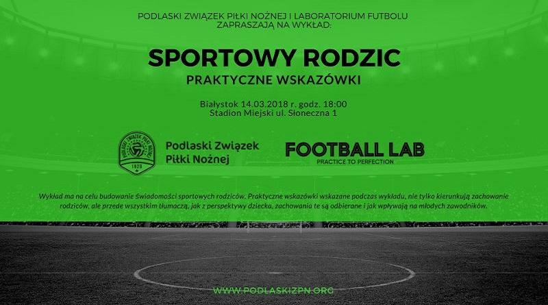 Plakat Sportowy Rodzic