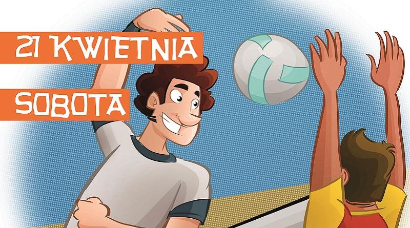 plakat siatkowka 2018 banner